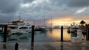 Boats as the reason why Aventura is one of the best neighborhoods in North Miami for young Job Seekers.