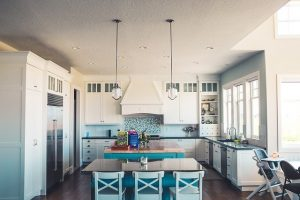 The kitchen is the first place that has so many things you should unpack first in your new home.