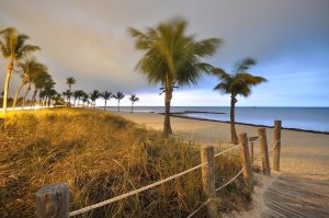 Beach - There is no doubt you won't find one of the best cities for singles in Florida.