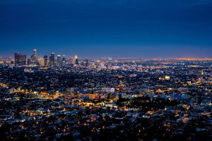 Los Angeles City as it is certainly included in the guide to California for newcomers from Miami.