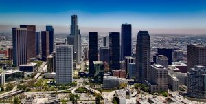 The view of LA, the city you can expect a lot of various new options after moving from Miami to LA.