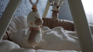 Crib Baby Toys - Turn your guest room into a nursery