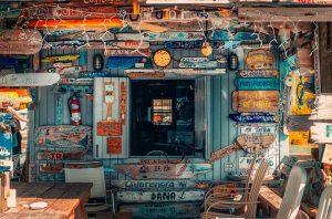 Bahamas shed