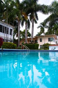 House with a swimming pool you could consider when buying a second house in Davie.